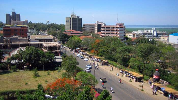 Kisumu, Mamboleo